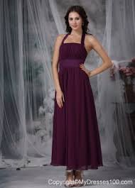 cheap ankle length bridesmaid dresses for outdoor and indoor wedding