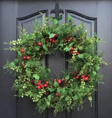 berry wreath berry wreath christmas berry wreath home