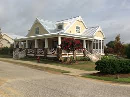 stonebridge cottage southern living home plan waters exterior