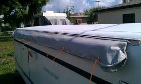 How To Repair An Awning Awning Zipper Broken Anyone Tried This Repair