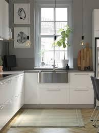 white kitchen cabinet grey walls sektion kitchens other customizable kitchens ikea