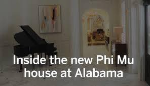 Sorority House Floor Plans Take A Look Inside The New 13 Million Phi Mu Sorority House At