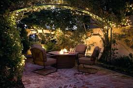 Decorative Patio Lights Decorating Patio With String Lights Home Decoration Beautiful