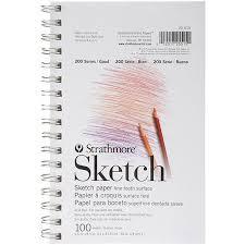 pro art student sketch pad 100 sheets per pad walmart com