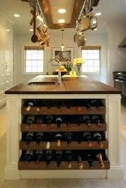 kitchen island with refrigerator kitchen island with built in wine
