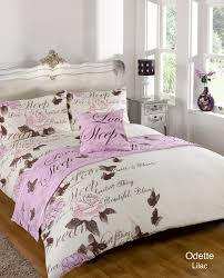 Duvet Cover Sizes Duvet Cover With Pillow Case Quilt Bedding Set Bed In A Bag Double