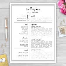 fancy resume templates trendy design doc resume template 10 fancy idea 1 use docs