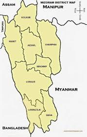 India Political Map Chakmaland Today Political Map Of Chakma Autonomous District