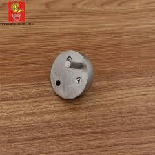 online shop wholesale 5pcs stainless steel rubber door stopper