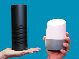 amazon home 94 of smart speakers used today are from amazon or google