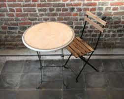 Tile Bistro Table Bistro Table Etsy