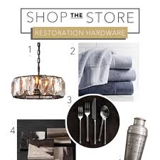 wedding registry store restoration hardware wedding registry picks for newlyweds brides