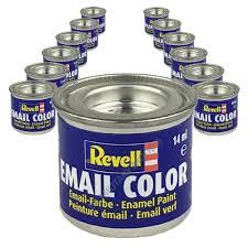 12 x revell enamel model paints 14ml choose your colours ebay