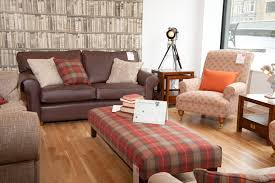 Fabric Leather Sofa Mix And Match Leather And Fabric Sofas Leather Sofa