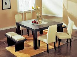 Awesome Dining Room Centerpiece Ideas Room Design Ideas - Simple dining table designs