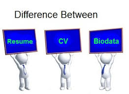 What Is The Difference Between Resume And Cv Interview Zone