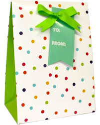 polka dot wrapping paper target deal on gift bag target brand spritz multi colored