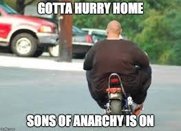 Biker Meme - fat biker memes imgflip