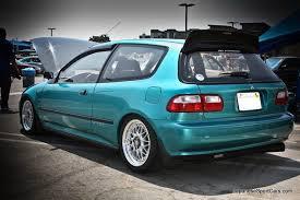 1995 honda civic hatchback honda civic hatchback fifth generation with dori dori wheels