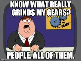 I Hate Everyone Meme - peter griffin news meme imgflip