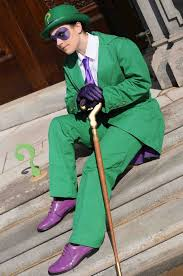 Joker Halloween Costume For Females Simple Cosplay For Beginners Male Superhero Supervillain