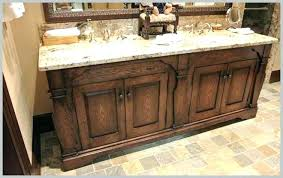 Menards Bathroom Vanity Cabinets Rustic Bathroom Vanities Inch Rustic Bathroom Vanity Marble Top