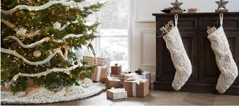 Discount Outdoor Christmas Decorations by Christmas Decorations For Home And Tree Crate And Barrel
