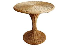 Rattan Accent Table Stylish Rattan Coffee Table Home Design Ideas