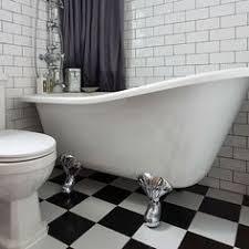 Edwardian Bathroom Ideas Pale Blue Bathroom With Slipper Bath Bath Decorating And
