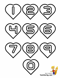 valentine day alphabet valentine day free hearts coloring