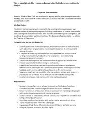 professional social worker cover letter