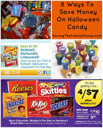 Donate Leftover Halloween Candy by 8 Ways To Save Money On Halloween Candy Saving The Family Money