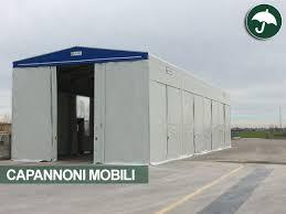 capannoni mobili capannoni mobili in pvc biroof per aziende coperture pvc