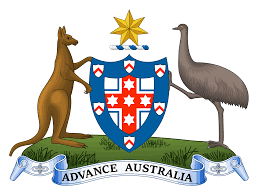 Indigenous Flags Of Australia Coat Of Arms Of Australia Wikipedia
