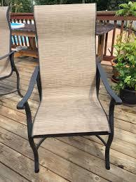 Patio Furniture Mesh Fabric 100 Mesh Outdoor Furniture Shop Darlee Monterey Antique