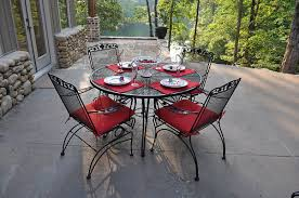 Patio Furniture Manufacturers by 100 Wrought Iron Patio Furniture Manufacturers Salterini