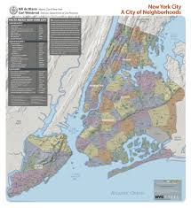 Brooklyn Community Board Map 6 Maps To Help You Be A Better New Yorker