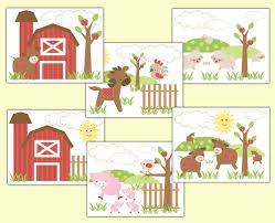 barnyard farm animals wallpaper border wall decals boy stickers barnyard farm animals wallpaper border wall decals boy stickers