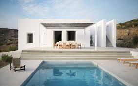 8 idyllic greek villas for design lovers