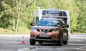 nissan qashqai towing capacity the practical caravan nissan x trail review youtube