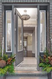 top 5 paint colours for your front door
