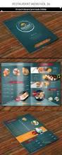 restaurant menu vol 37 restaurant menu template menu templates