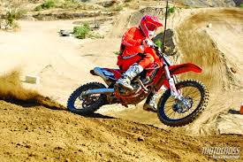 250cc motocross bikes motocross action magazine 2015 mxa 250 four stroke shootout and