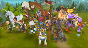 mmorpg android ios android mmorpg lordmancer ii launches early 2018video