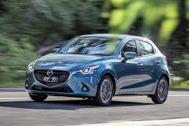 mazda cars australia 2017 kia rio vs mazda 2 vs volkswagen polo comparison review