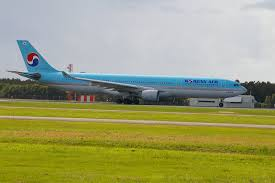 south east qld aviation news korean air ke124 bne icn today