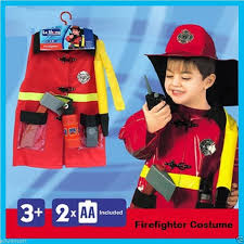 fireman costume children s firefighter suit party fireman costume