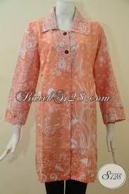 desain baju batik halus sedia baju batik halus proses print pakaian batik desain modis