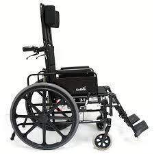 karman healthcare wheelchair ultralight reclining