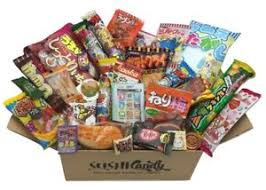 candy gift basket 30 japanese candy gift box set japanese snack food